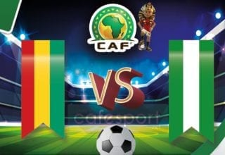 نيجيريا vs غينيا