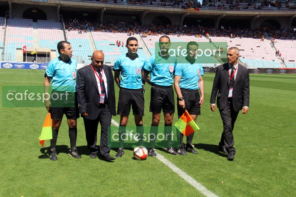 صور مباراة الترجي - الشبيبة القيروان