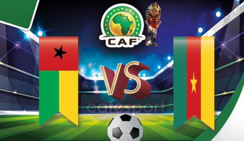 الكاميرون vs غينيا بيساو