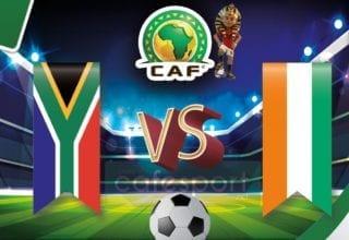 ساحل العاج vs جنوب أفريقيا