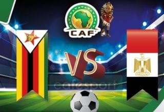 مصر vs زيمبابوي