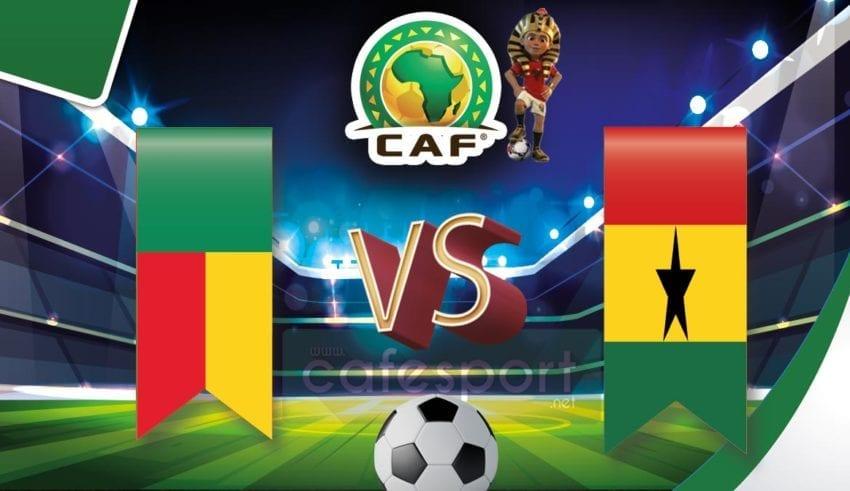 غانا vs بنين