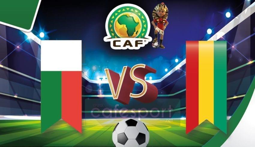 غينيا vs مدغشقر