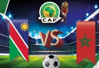 المغرب vs ناميبيا