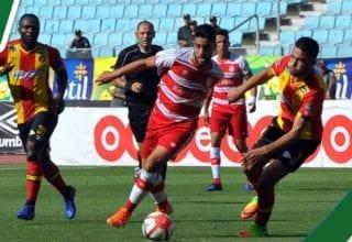 صور مباراة النادي الافريقي- الترجي