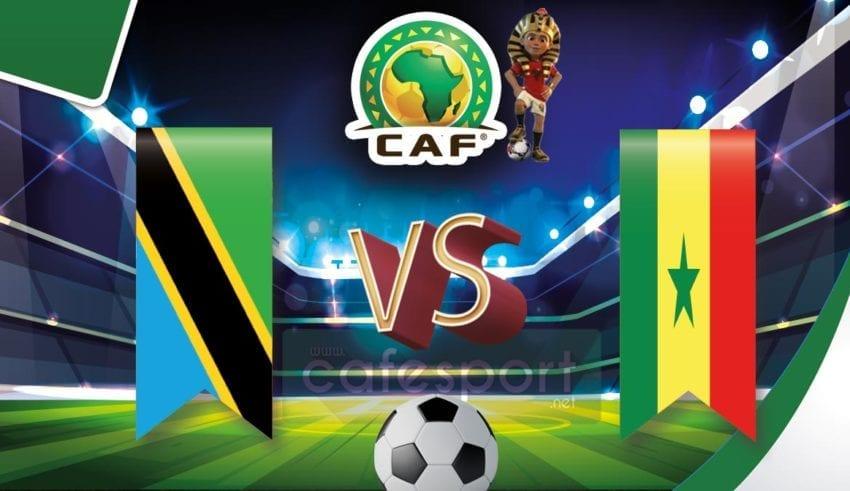 السنغال vs تنزانيا