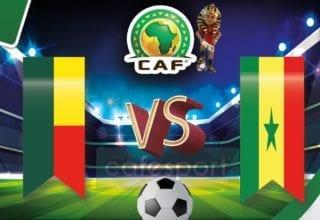 بنين vs السنغال