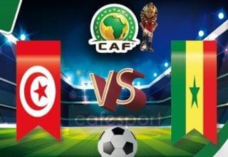 السنغال vs تونس