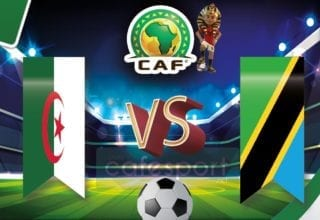 تنزانيا vs الجزائر