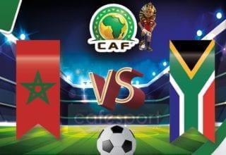 جنوب أفريقيا vs المغرب