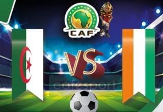 ساحل العاج vs الجزائر