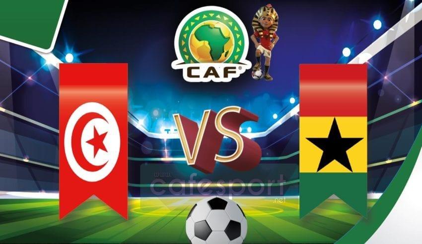 غانا vs تونس