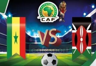 كينيا vs السنغال