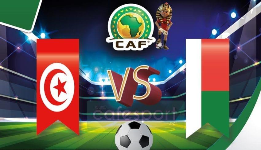 مدغشقر vs تونس