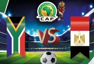 مصر vs جنوب أفريقيا