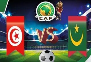 موريتانيا vs تونس