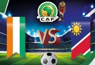 ناميبيا vs ساحل العاج
