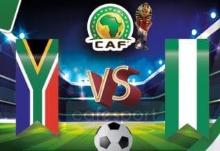 نيجيريا vs جنوب أفريقيا
