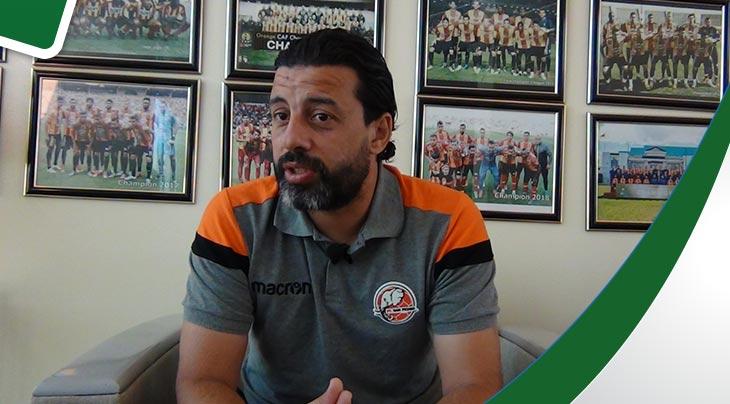 بالفيديو- طارق الجاني : نجاحي في الكوت ديفوار رسالة للعالم..وهذه أسرار النادي التونسي في سان بيدرو