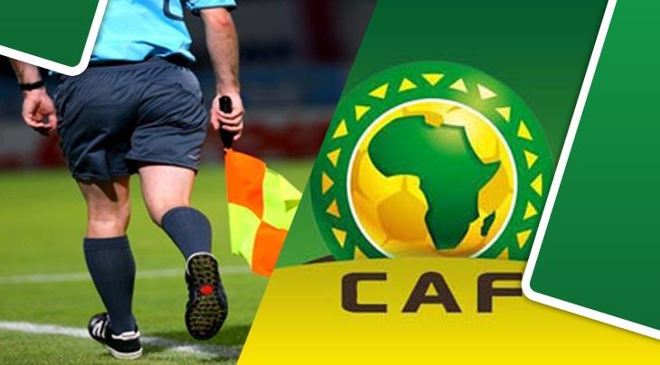 منافس النجم الساحلي يتقدم بشكوى لدى الكاف ويصف الحكم المصري بالعار على الكرة الافريقية