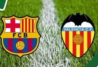 برشلونة vs فالنسيا