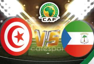 بث مباشر لمباراة المنتخب التونسي - غينيا الاستوائية