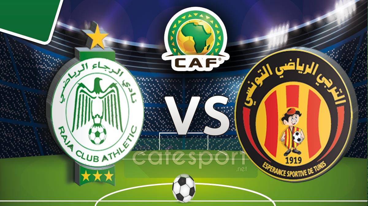 قناة مفتوحة تنقل مباراة الترجي والرجاء المغربي