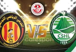 بث مباشر لمباراة نادي حمام الانف- الترجي الرياضي التونسي