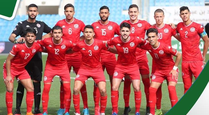 كأس العرب للاواسط.. المنتخب التونسي يفشل في التتويج باللقب