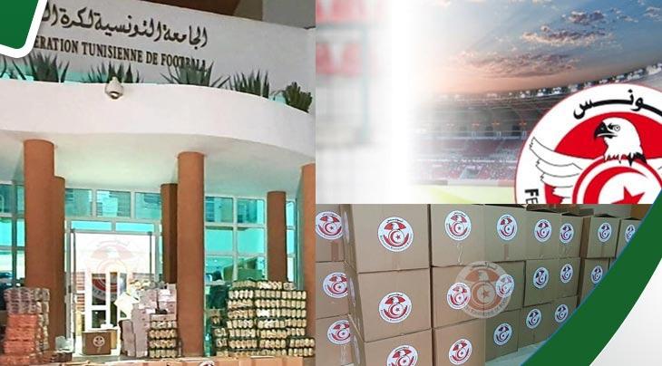 الجامعة تنطلق في توزيع المساعدات