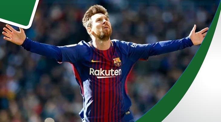 ميسي يعلن خفض رواتب لاعبي برشلونة بنسبة 70%