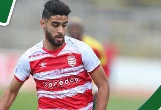ياسين الشمّاخي في قبضة الترجي الرياضي