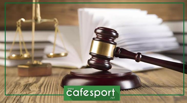 نهاية الاشكال القانوني وورطة اللاعب الدولي السابق
