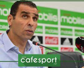 فيروس كورونا يضرب رئيس الاتحاد الجزائري لكرة القدم