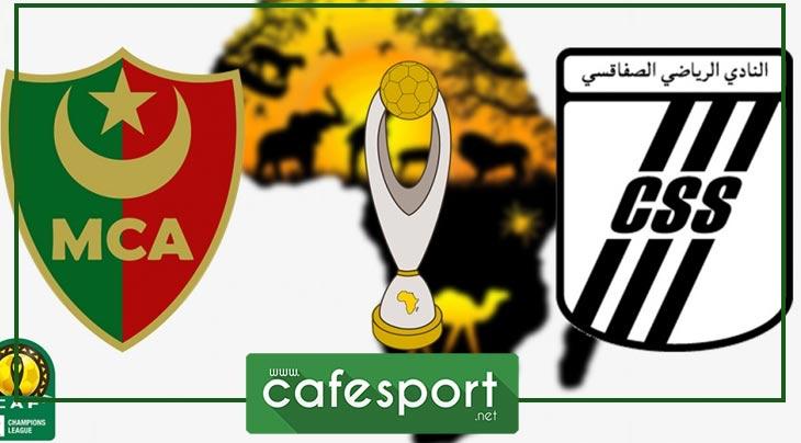 مباراة النادي الرياضي الصفاقسي - مولودية الجزائر