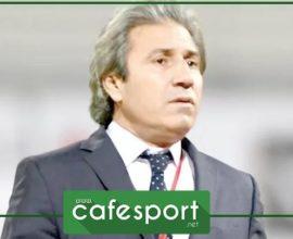 نبيل الكوكي يتكبد أول هزيمة في الدوري الجزائري