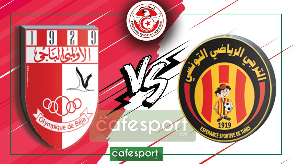 بث مباشر لمباراة الترجي الرياضي التونسي _ الأولمبي الباجي