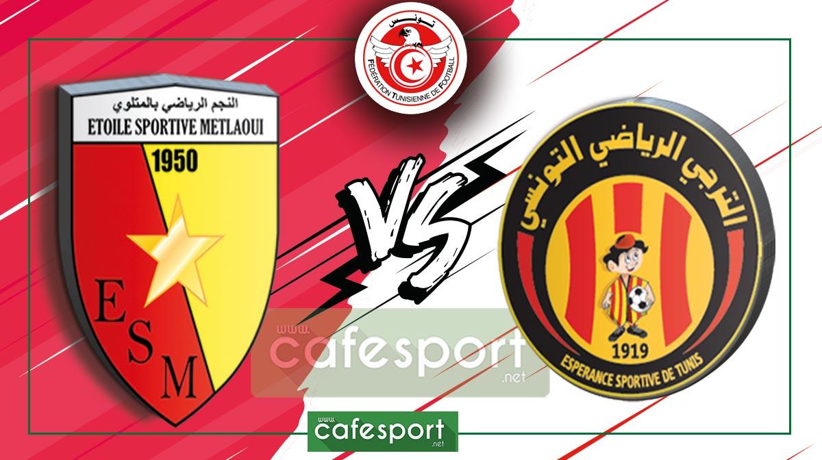 بث مباشر لمباراة الترجي الرياضي التونسي _ نجم المتلوي
