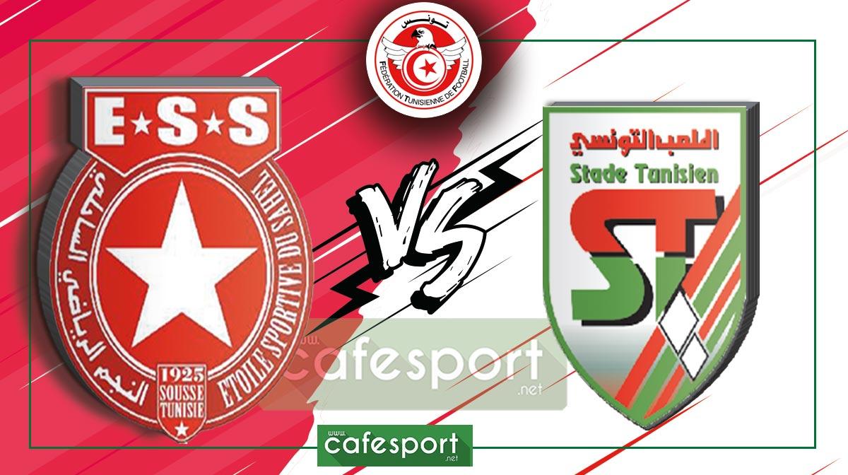 بث مباشر لمباراة الملعب التونسي _ النجم الساحلي