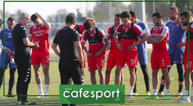 المنتخب الوطني : 4 لاعبين يتغيبون عن مواجهة مالي