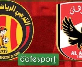 مسؤول الأهلي المصري يغازل لاعب الترجي الصاعد