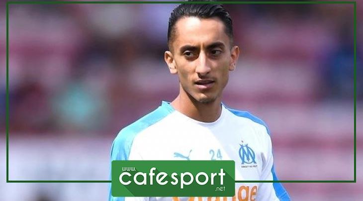 الخاوي يلتحق بزميله الدولي التونسي في فريقه؟