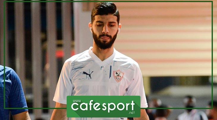 الفرجاني ساسي يتمم الاتفاق مع ناديه الجديد