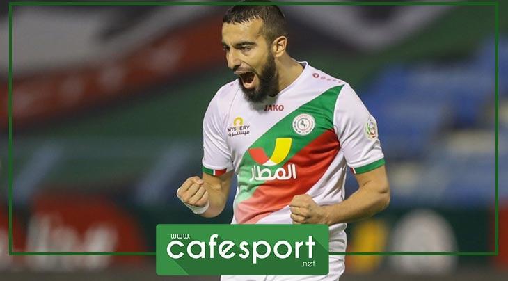 عكس ما أعلنه النادي السعودي : نعيم السليتي أصيب في مباراة غير رسمية بتونس