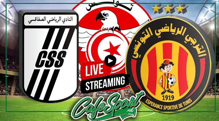 بث مباشر لمباراة الترجي الرياضي التونسي- النادي الرياضي الصفاقسي