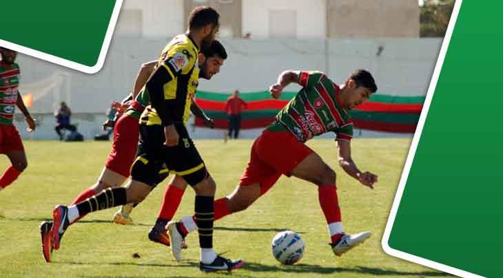 صور مباراة الملعب التونسي - اولمبيك مدنين